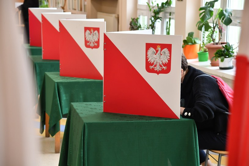 Trwają wybory do Parlamentu Europejskiego /Fot. Wojciech Strozyk /Reporter