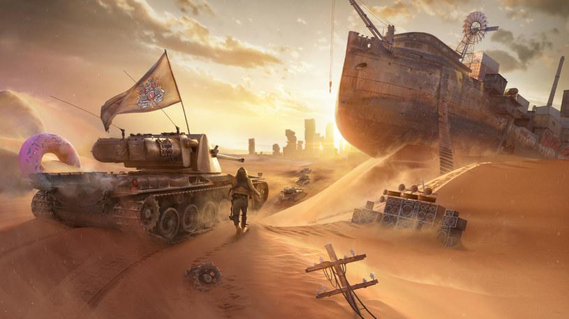 """Tryb """"Burning Games"""" zawita do World of Tanks Blitz /materiały prasowe"""