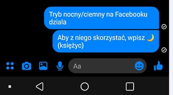Tryb ciemny na Facebooku - jak go uruchomić? /INTERIA.PL