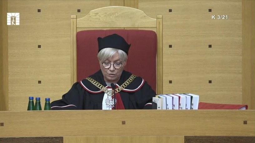 Trybunał Konstytucyjny ogłosił wyrok ws. wyższości prawa polskiego nad unijnym /Trybunał Konstytucyjny /materiały prasowe