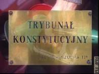 Trybunał Konstytucyjny uznał kolejną ustawę za niezgodną z konstytucją /RMF