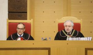 Trybunał Konstytucyjny zajmuje się przepisami Kodeksu Wyborczego