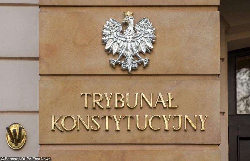 Trybunał Konstytucyjny, zdj. ilustracyjne /Bartosz Krupa /East News