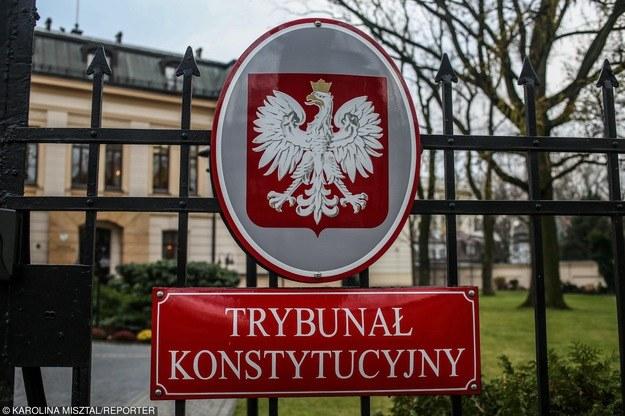 Trybunał Konstytucyjny, zdj. ilustracyjne /Karolina MisztalREPORTER /East News