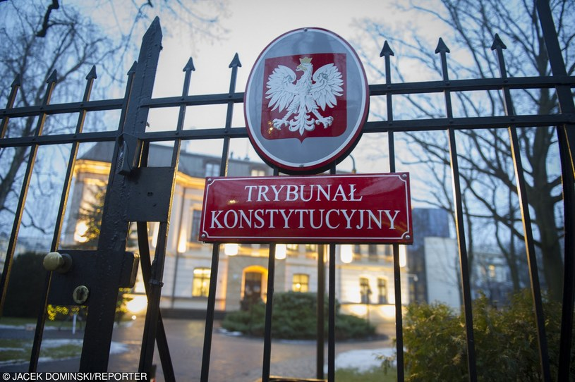 Trybunał Konstytucyjny, zdj. ilustracyjne /Jacek Dominski/REPORTER /East News