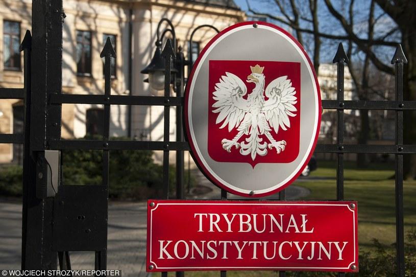 Trybunał Konstytucyjny, zdj. ilustracyjne /Wojciech Strozyk/REPORTER /East News