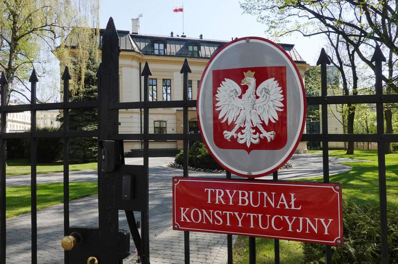 Trybunał Konstytucyjny, zdj. ilustracyjne /Wojtek Laski /East News