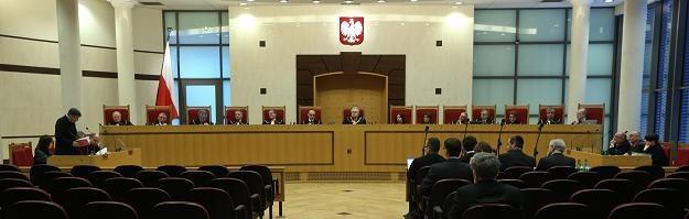 Trybunał Konstytucyjny znów odroczył rozprawę ws. janosikowego /PAP