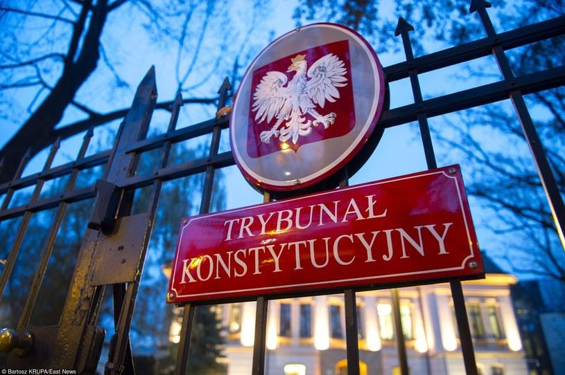 Trybunał Konstytucyjny /Bartosz Krupa /East News