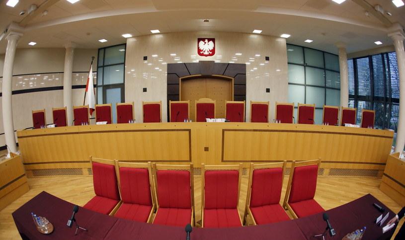 Trybunał Konstytucyjny /Tomasz Gzell /PAP