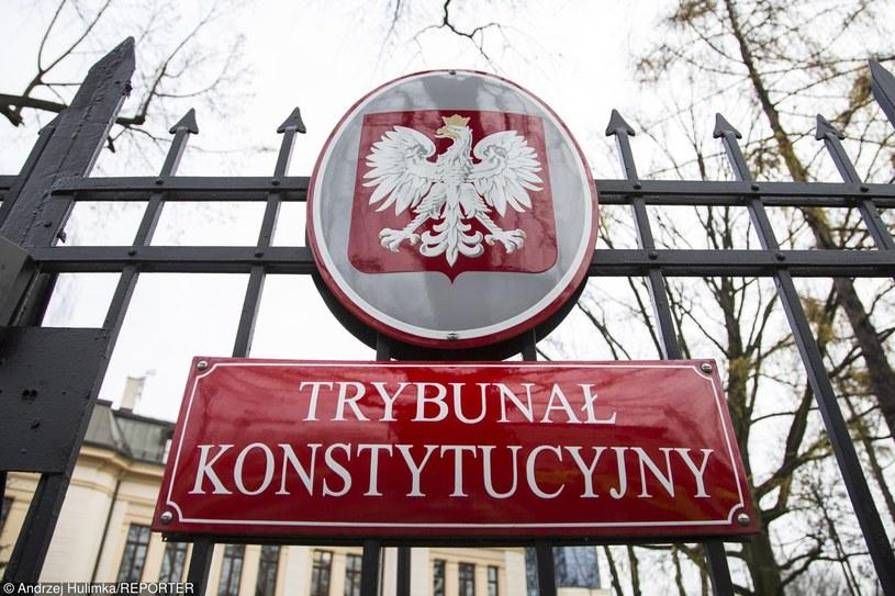 Trybunał Konstytucyjny /    Andrzej Hulimka/REPORTER /East News