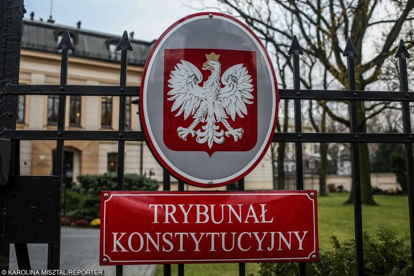 Trybunał Konstytucyjny /Karolina MisztalREPORTER /East News