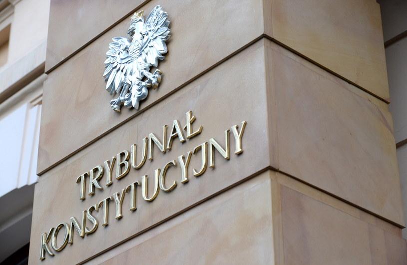 Trybunał Konstytucyjny /Jacek Turczyk /PAP