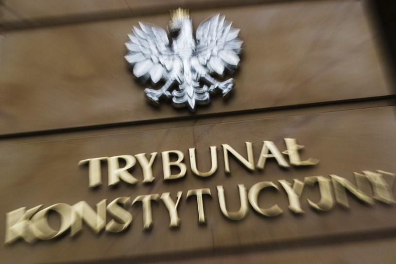 Trybunał Konstytucyjny / Jakub Wosik /Reporter