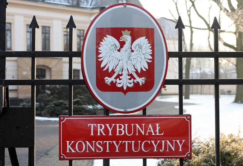 Trybunał Konstytucyjny /STANISLAW KOWALCZUK /East News