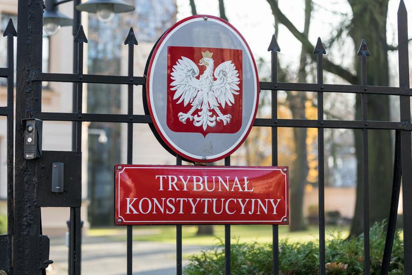 Trybunał Konstytucyjny /ARKADIUSZ ZIOLEK /East News