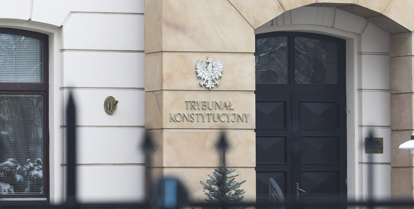 Trybunał Konstytucyjny /Andrzej Hulimka  /Agencja FORUM