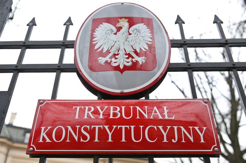Trybunał Konstytycyjny /Rafał Guz /PAP