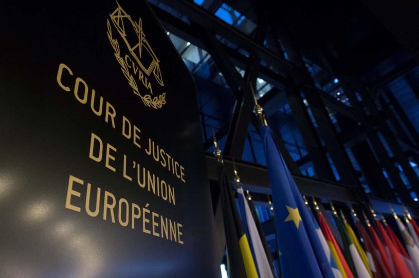 Trybunał Sprawiedliwości Unii Europejskiej w Luksemburgu /AFP