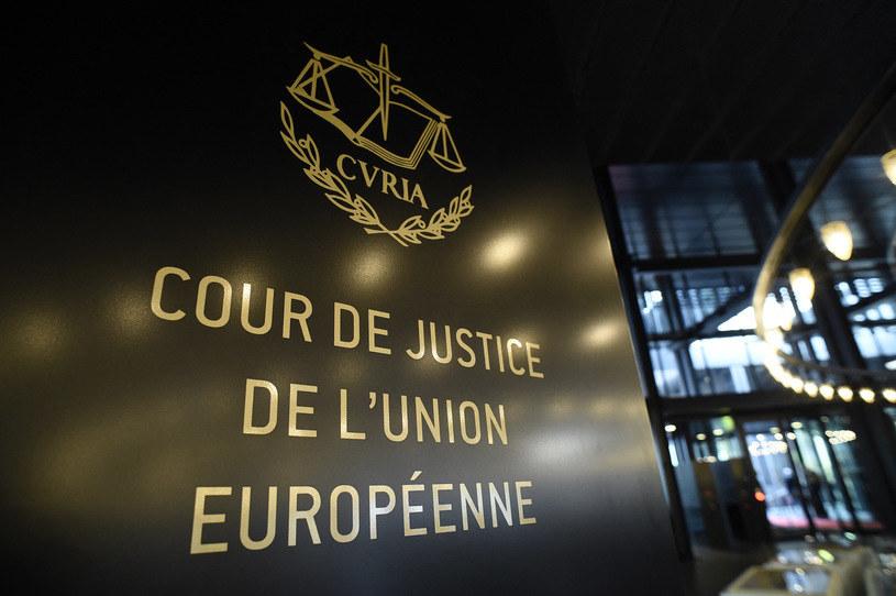 Trybunału Sprawiedliwości Unii Europejskiej (TSUE). /JOHN THYS /AFP