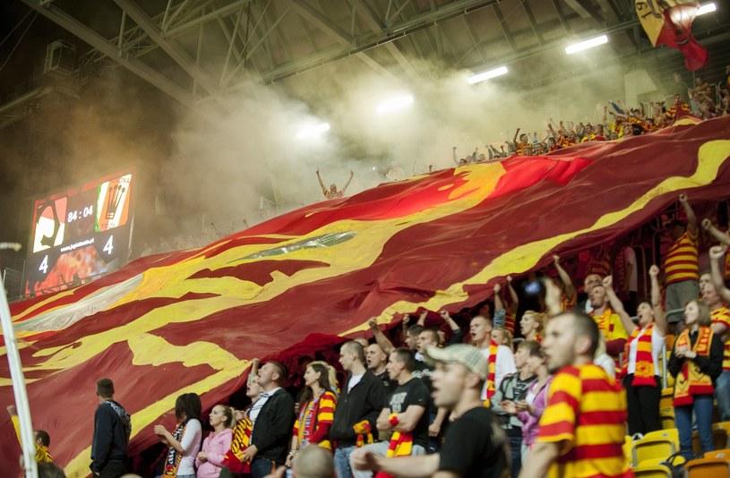 Trybuny stadionu w Białymstoku /Michał Kość /East News