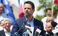 Trzaskowski: Ja się bardzo cieszę, że Donald Tusk chce się zaangażować