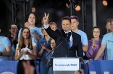 Trzaskowski skomentował wynik wyborów: Takie są zasady demokracji