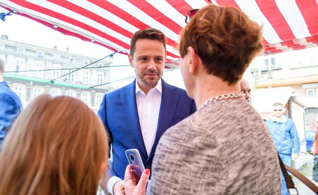 Trzaskowski: W Polsce potrzebna jest odbudowa wspólnoty