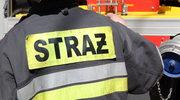 Trzcianka: Spłonęła hala zakładu produkującego kominki