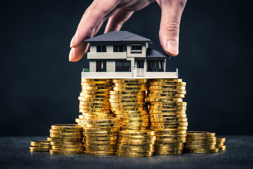 Trzeba opodatkować posiadaczy wielu nieruchomości /123RF/PICSEL