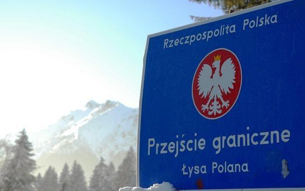Trzeba uważać jadąc na Słowację. Fot. Adrian Gladecki /Reporter