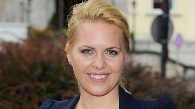 - Trzeba wierzyć, że do każdego szczęście się w końcu uśmiechnie – mówi Magdalena Stużyńska. /Agencja W. Impact