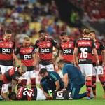 Trzech piłkarzy mistrza Brazylii Flamengo zarażonych koronawirusem