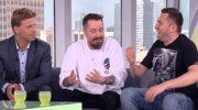 Trzech przystojnych mężczyzn o tym, co im przeszkadza w kobiecej urodzie
