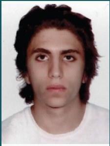 Trzeci sprawca sobotniego zamachu w Londynie to Youssef Zaghba /LONDON METROPOLITAN POLICE    /PAP/EPA