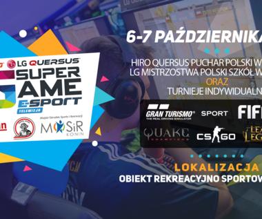 Trzecia edycja SUPER GAME e-sport w Koninie