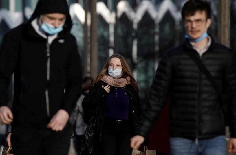 Trzecia fala koronawirusa w Polsce /Kacper Pempel /Agencja FORUM
