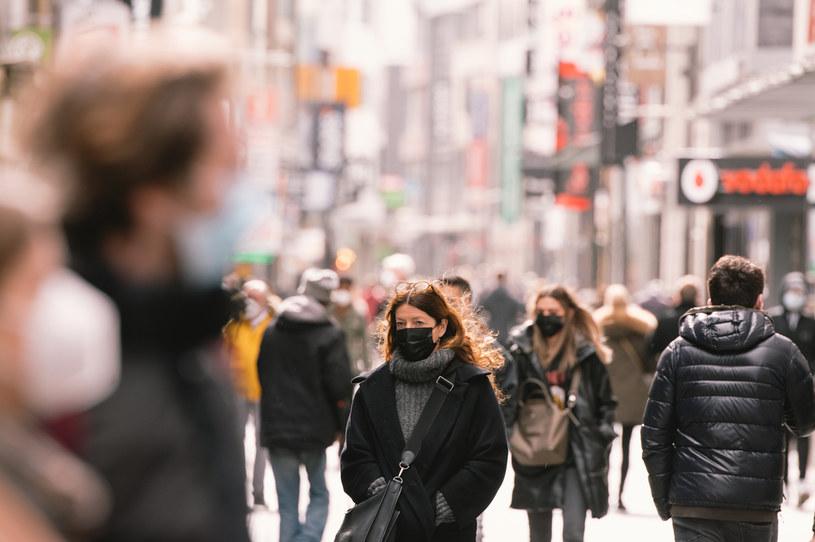 Trzecia fala koronawirusa /Ying Tang/NurPhoto /Getty Images