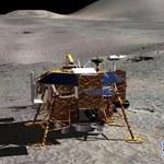 Trzecia księżycowa noc Yutu i Chang'e 3