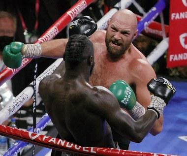 Trzecia walka Fury'ego i Wildera najlepszą w historii wagi ciężkiej!