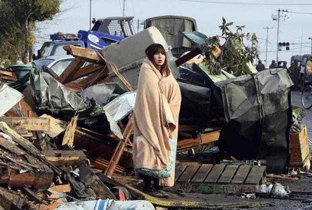 Trzęsienie ziemi miało siłę prawie 9 stopni w skali Richtera /AFP