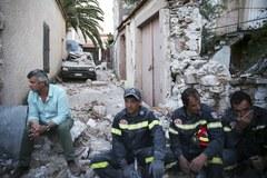 Trzęsienie ziemi na Lesbos