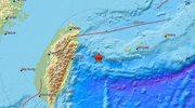Trzęsienie ziemi na Tajwanie. Zatrzęsły się budynki w Tajpej