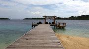 Trzęsienie ziemi na Wyspach Salomona na Pacyfiku