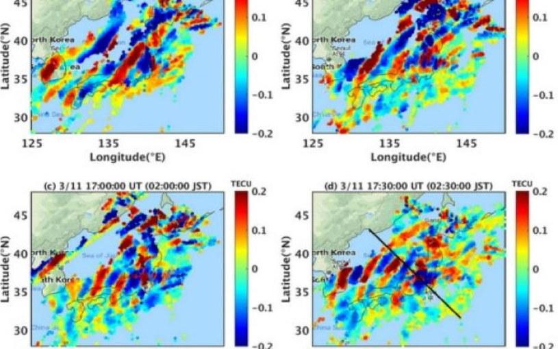 Trzęsienie ziemi również potrafi wywołać następstwa podobne do burzy magnetycznej /materiały prasowe