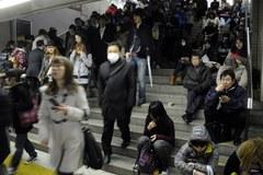 Trzęsienie ziemi sparaliżowało komunikację w Japonii