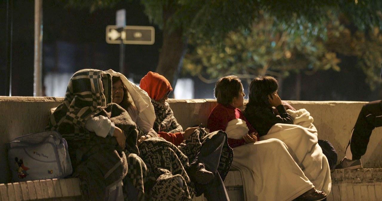 Trzęsienie ziemi w Chile. Ludzie wybiegli na ulice