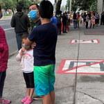 Trzęsienie ziemi w Meksyku. Pękały chodniki, zatrzęsły się budynki
