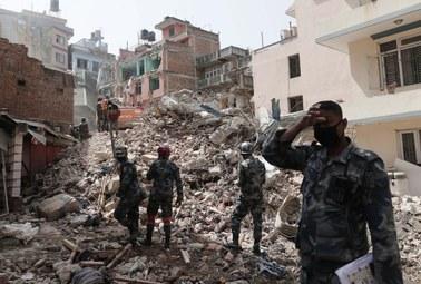 Trzęsienie ziemi w Nepalu. Dramatyczna akcja polskich ratowników