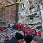 Trzęsienie ziemi w Turcji. Zginęło co najmniej 31 osób